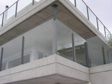08023 Morawetz, Niederrohrdorf, Glasgeländer015